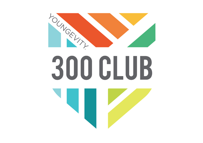 300 Club Logo
