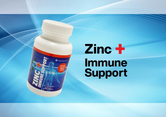 Zinc Immune Support